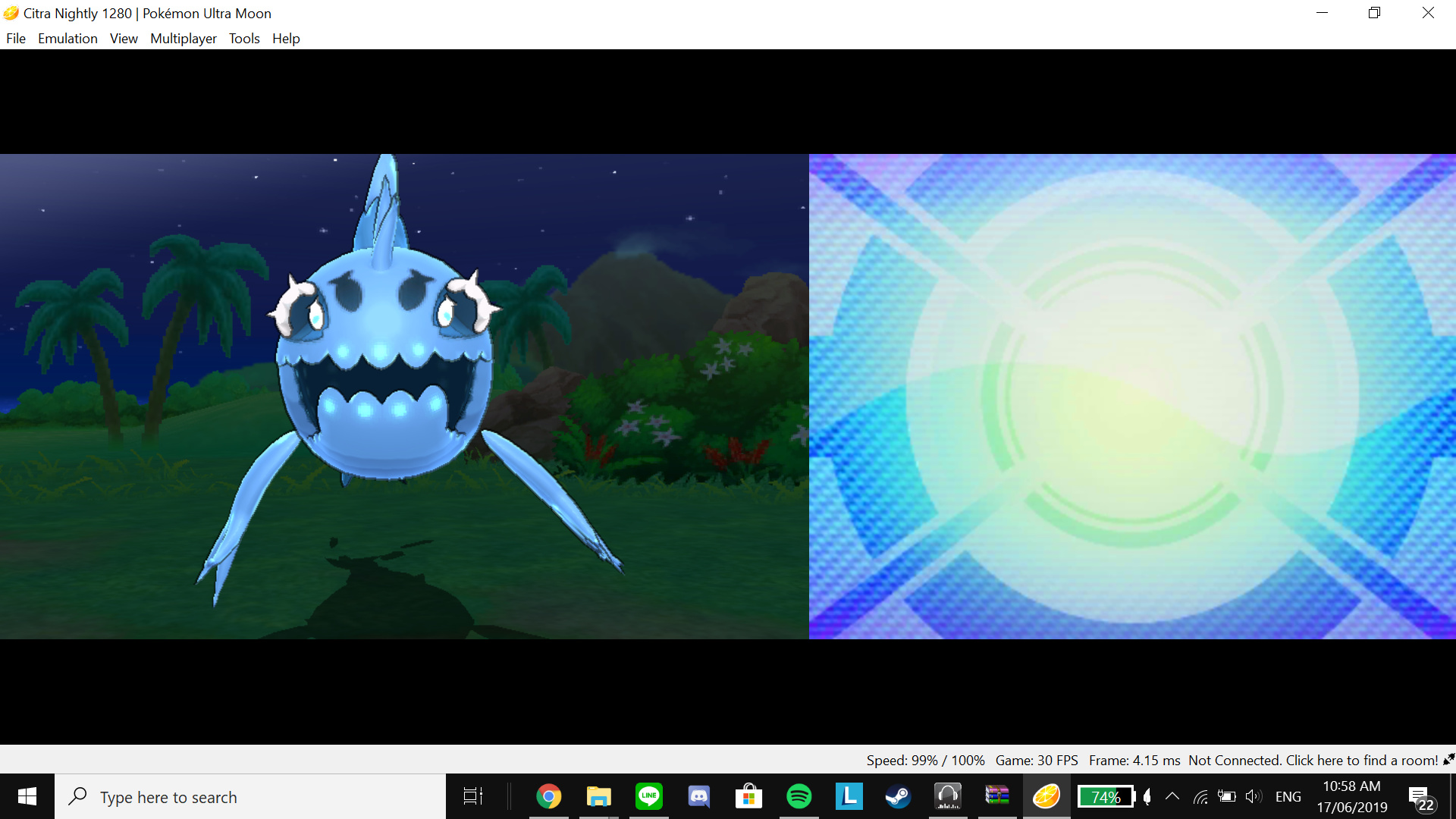 Pokemon Ultra Moon Crashes After Our Pokemon Or Allys Uses