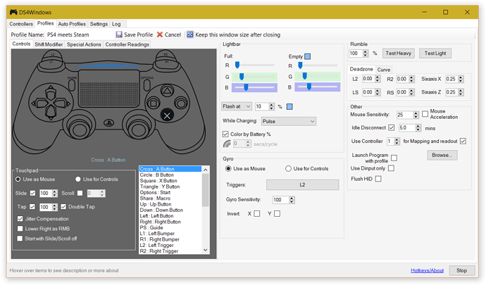 Temporary: Controller Configurations for Citra - Tutorials - Citra