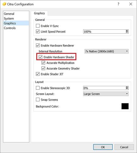 Dragon quest VIII cursor and text problem - Citra Support - Citra