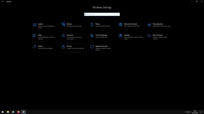 Windows 10 turn off privacy 4