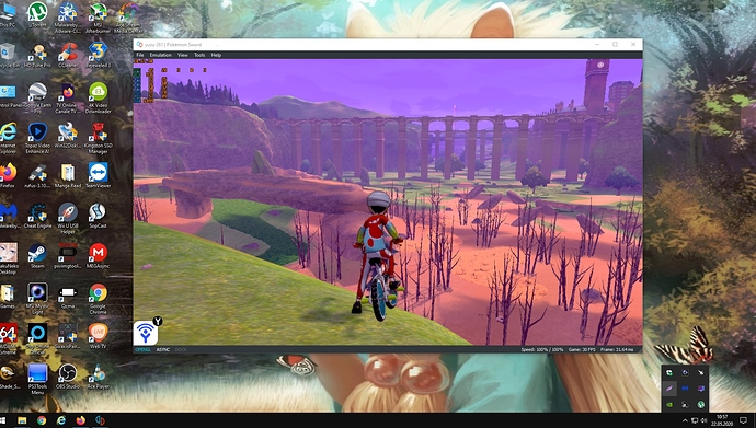 Pokemon Sword OGL Test