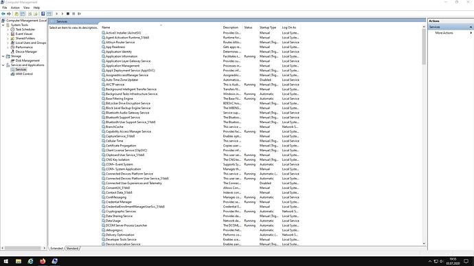 Windows 10 Computer Manage 2