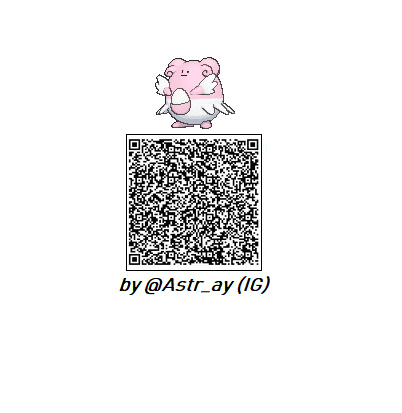 Compatible and simplified QR codes for CITRA (Pokémon USUM