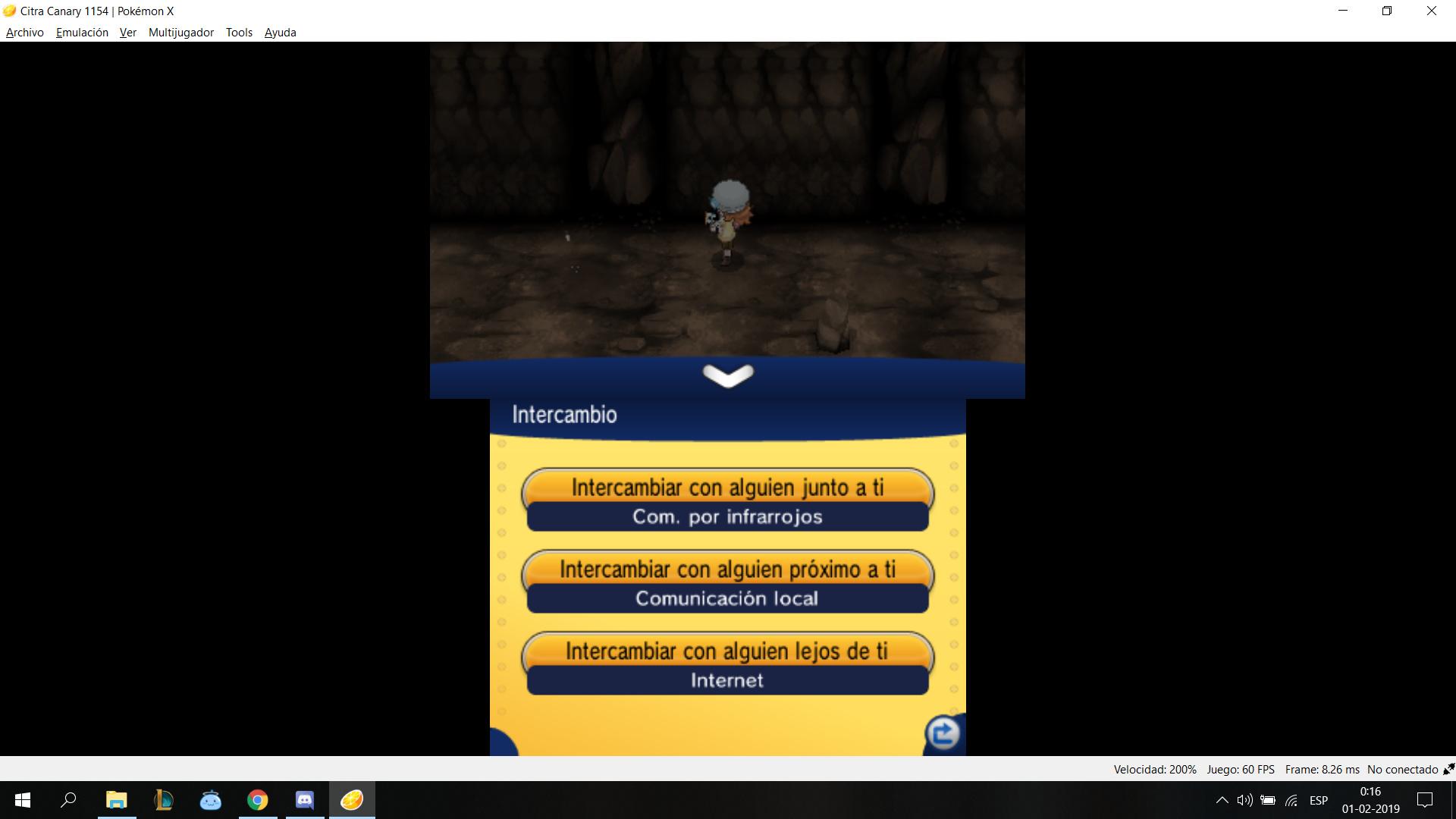 Trade pokemon x - Citra Support - Citra Community