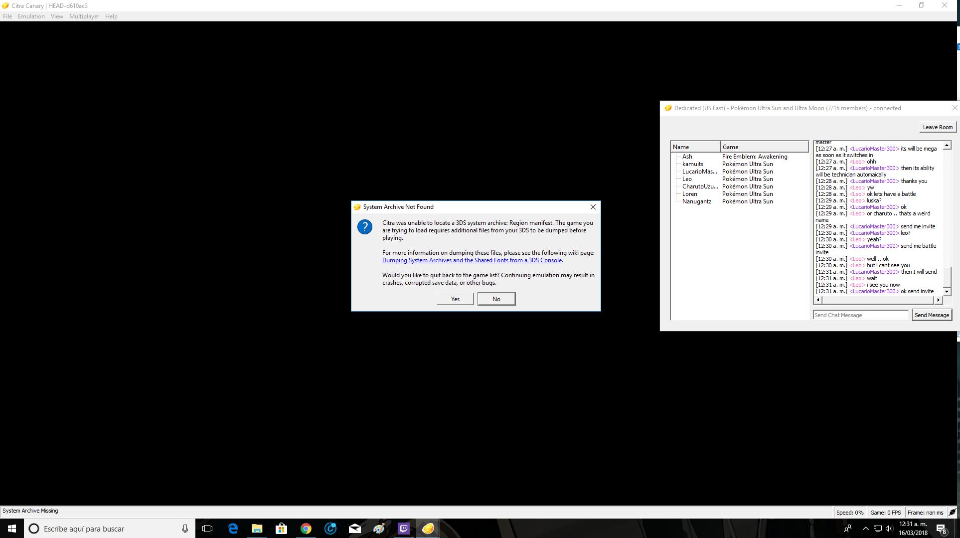 3ds Dump Files