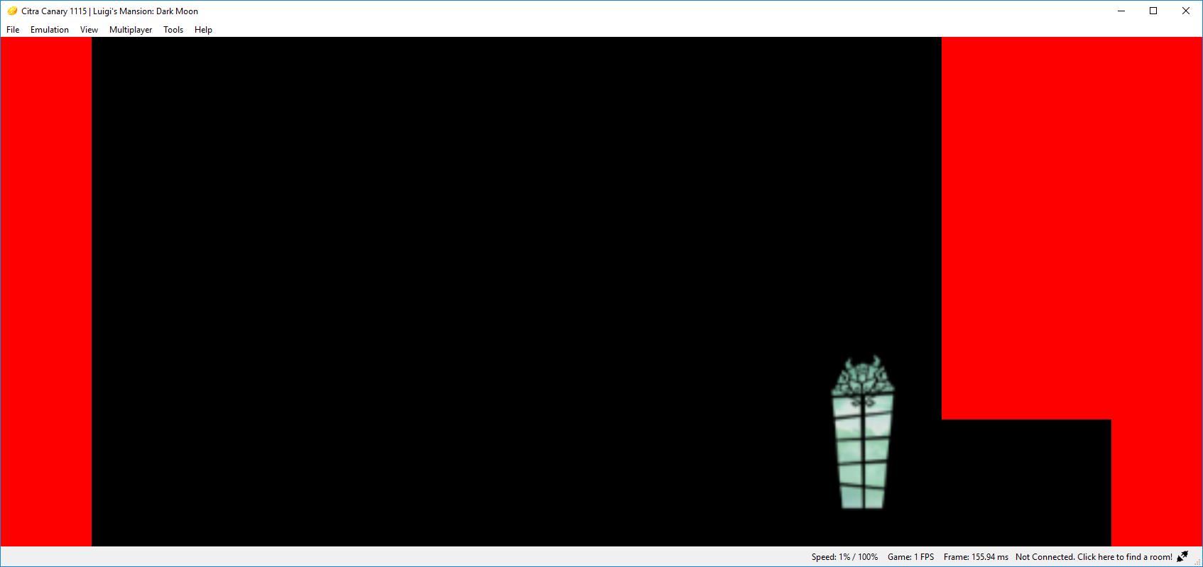 Luigi mansion 2 freezing on intro - Citra Support - Citra