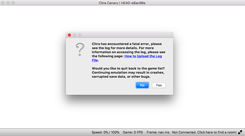 I can\'t run citra please help - Citra Support - Citra Community