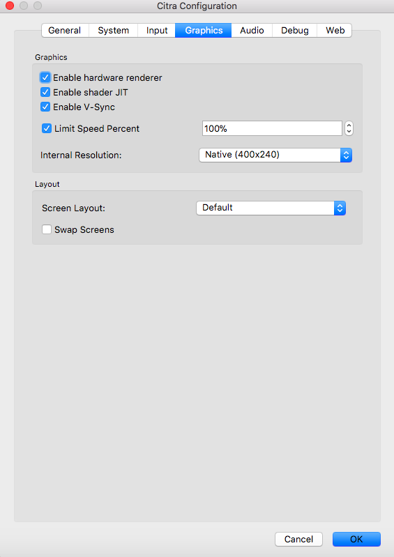 how to run citra on mac
