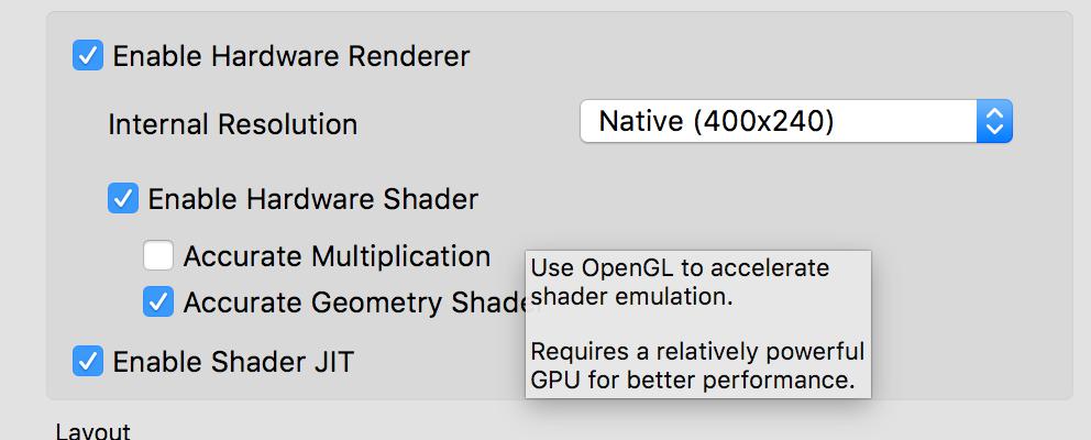 Hardware Shader Not Working on Macbook Pro (Pokémon Ultra Sun & Moon