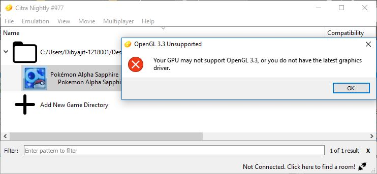 opengl 3.3 download windows 8