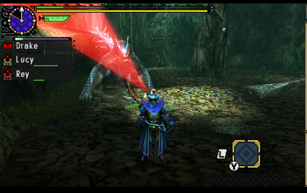 Monster Hunter XX Graphical Issues - Citra Support - Citra Community
