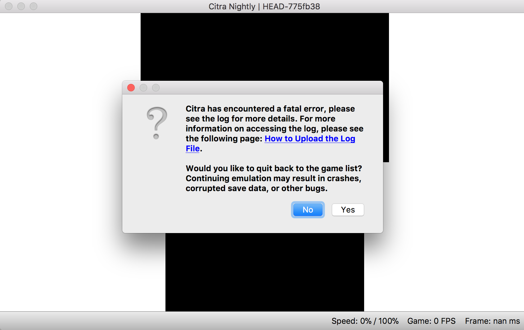 How to use citra mac