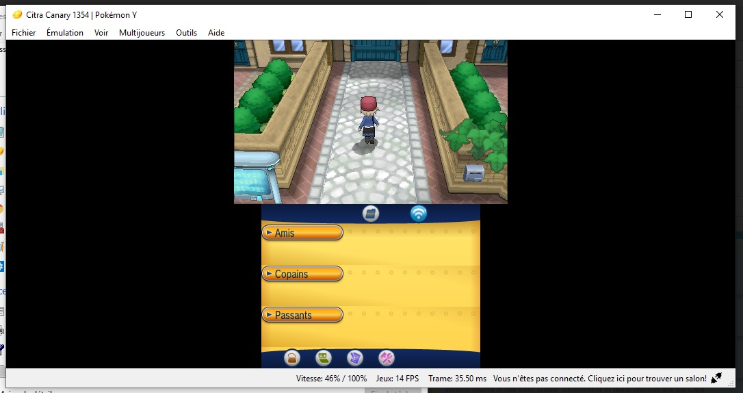 Low FPS Pokemon XY - Citra Support - Citra Community