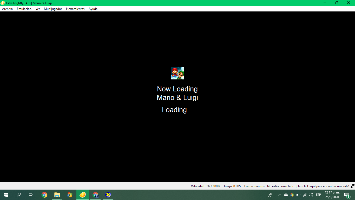 Mario And Luigi Does Not Work Citra Support Citra Community